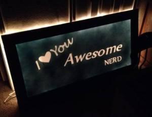 awe nerd