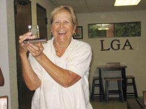 mom golf trophy